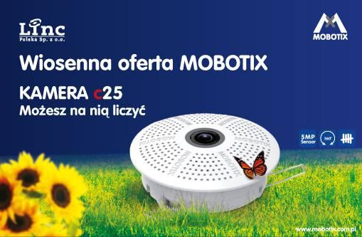 Wiosenna oferta Mobotix