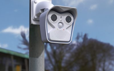 Złota nagroda PROTECTOR dla kamery MOBOTIX M16
