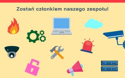 Oferta pracy – Inżynier wsparcia technicznego